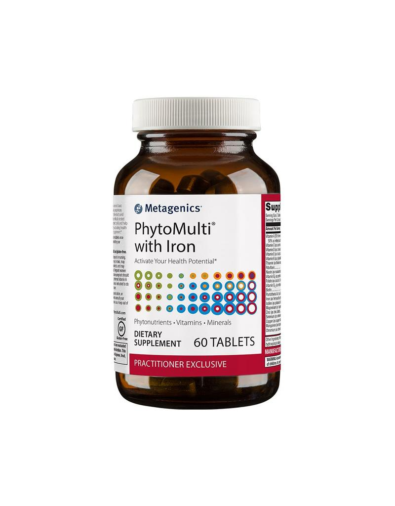 PhytoMulti® with Iron 60 ct