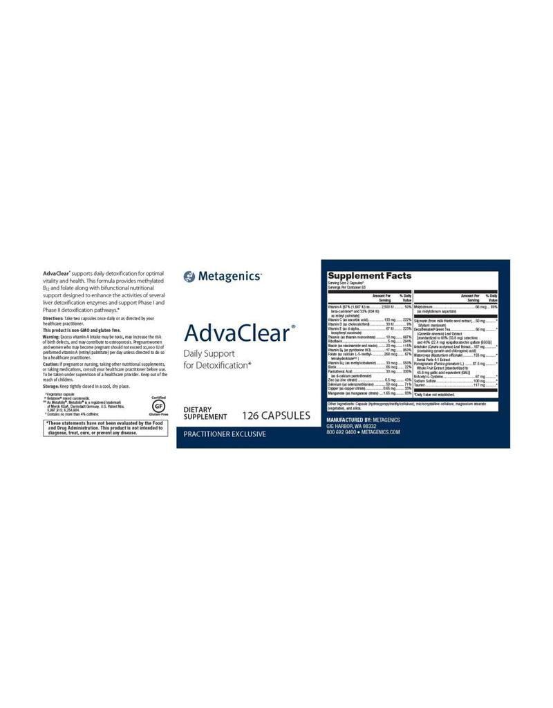 AdvaClear® 42 ct