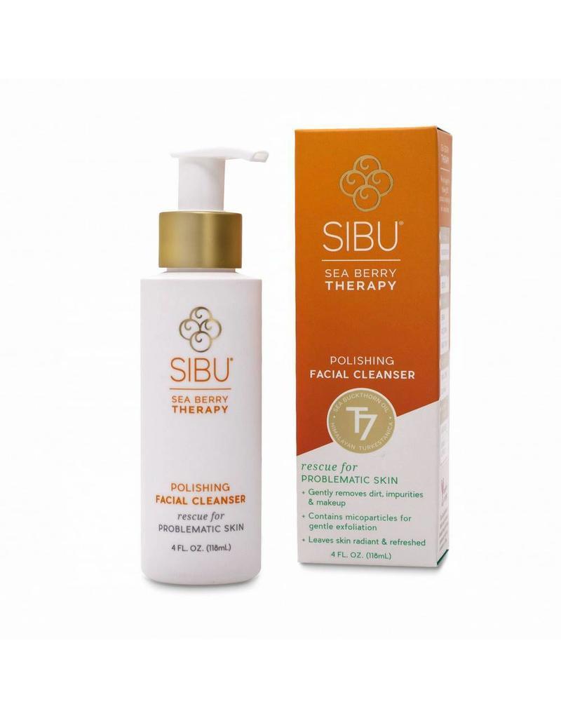 sibu™ Balancing Facial Cleanser - Sea Buckthorn Seed