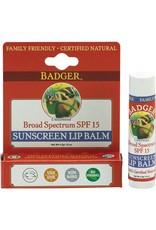 Sunscreen Lip Balm SPF 15