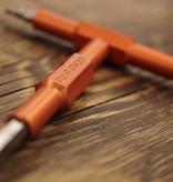Fix It Sticks Original Aluminum Roadie Set 2 (2.5, 4, 5mm hex/Philips #2)