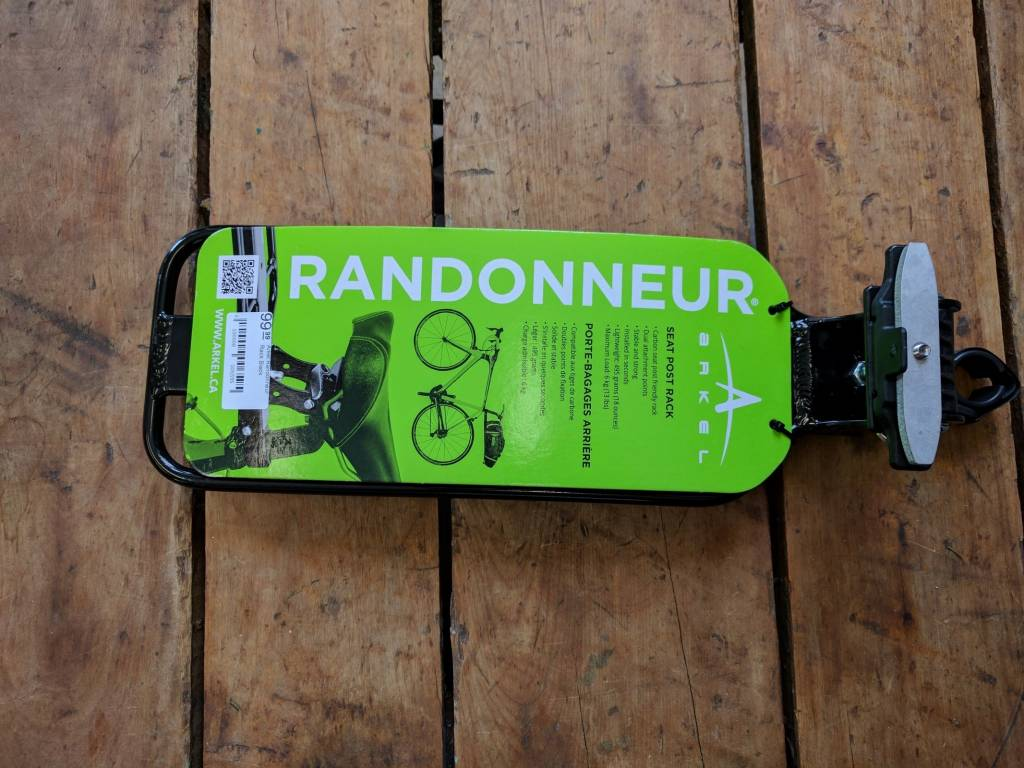 Arkel Randonneur Rack