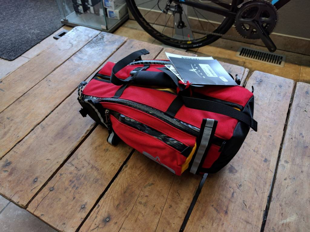 Arkel Tailrider Trunk Bag