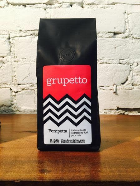 Grupetto, Pompetta (traditional espresso) 340g