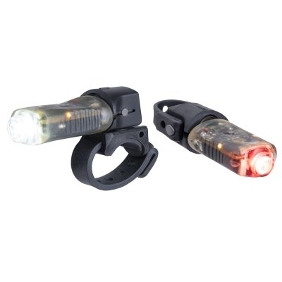 Light and Motion Vibe Pro Headlight and Vibe Pro Taillight Combo Set