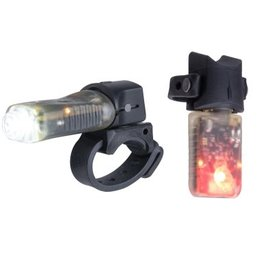 Light and Motion Vibe Pro Headlight and Vibe Taillight Combo Set