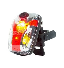 Light and Motion Vis 180 Micro Rechargeable Taillight