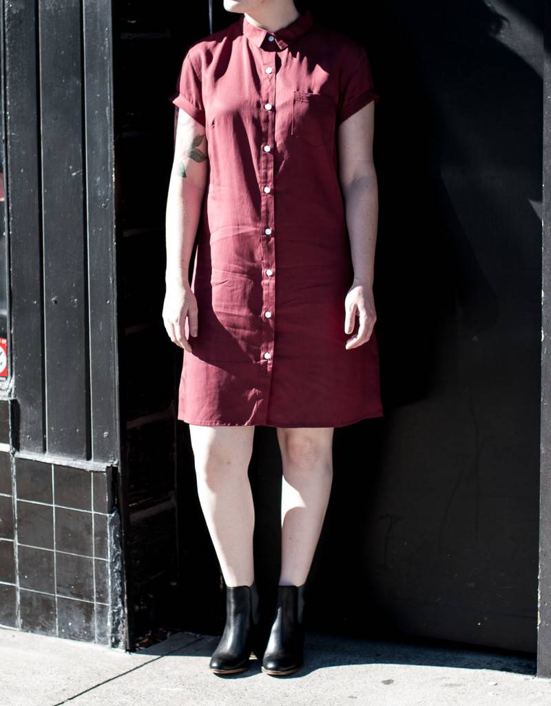 Bridge & Burn Loren Shirtdress