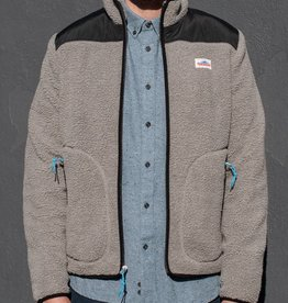 Penfield Mattawa Pile Fleece Zip Jacket
