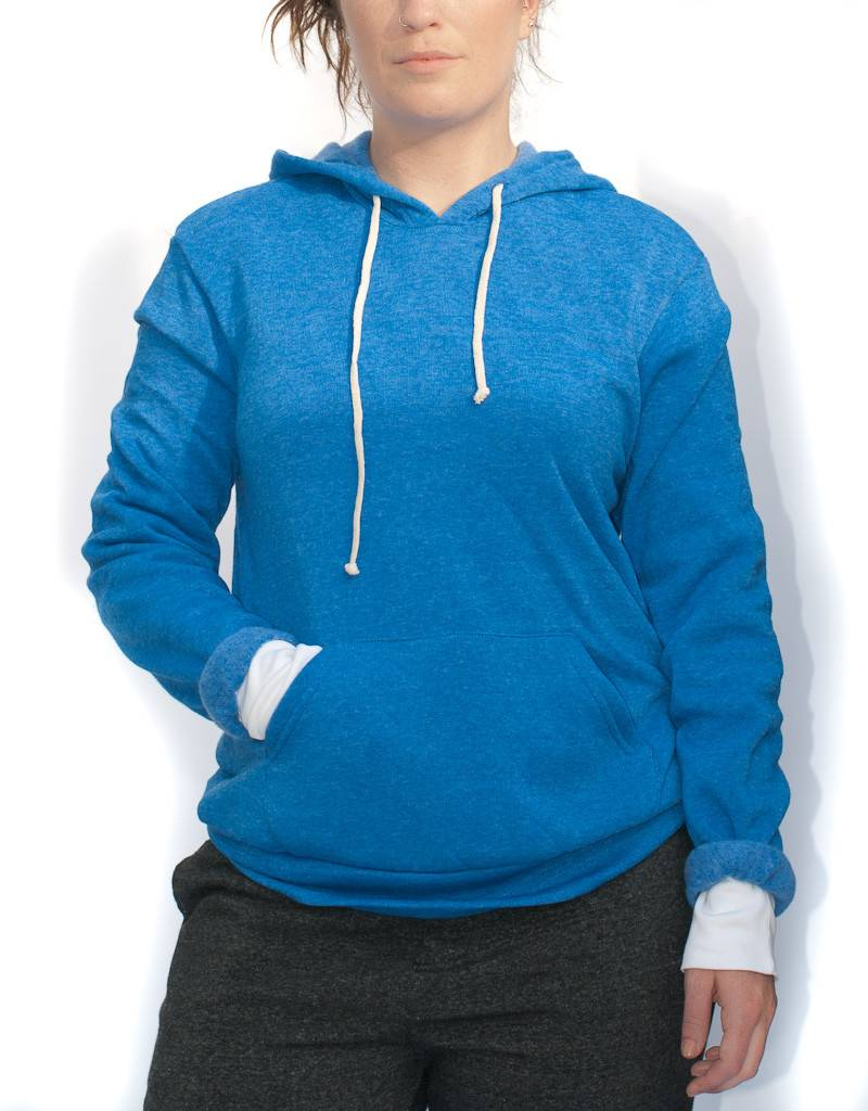 Alternative Apparel Challenger Eco Pullover Hoodie- More Colors