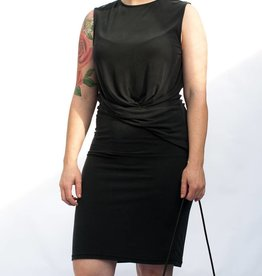 Just Female Carey Drapey Dress