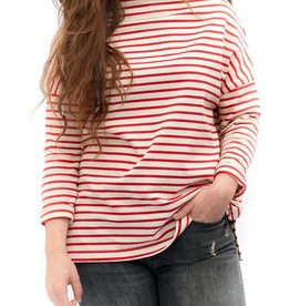 NV Blue Long Sleeve Nautical Stripe