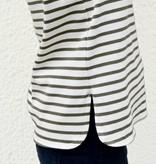 NV Blue Georgie Stripes Japanese Cotton Tank- More Colors