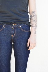Naked and Famous Denim 11 oz. Stretch Selvedge Boyfriend Jeans
