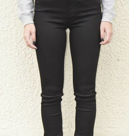 DL1961 Farrow High Waisted Jeans in Hail