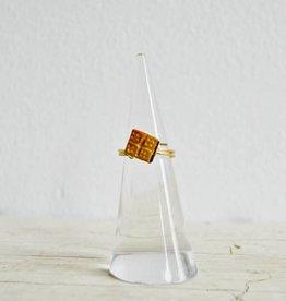 Gold Tone Handmade Midi Rings- More Styles