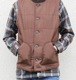 Pendleton Canvas Journey Vest