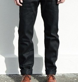 Tellason Ladbroke Grove in Black Japanese Selvage