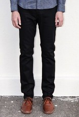 Big John Skinny Black x Black Stretch Jeans