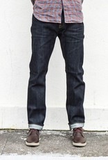 Big John Slim Tapered Jeans in Stretch Selvedge