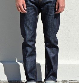 M2 Regular Indigo Unwashed Selvage Jeans