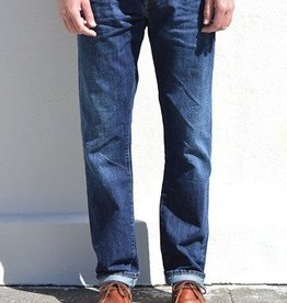 M2 Regular Authentic Aged Indigo Selvage Jeans