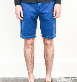 Kato Chino Shorts in Pure Indigo