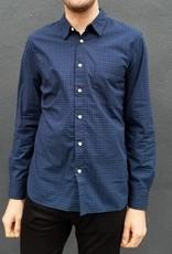 Kato Slim French Seam Long Sleeve Shirt