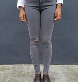 Mother Denim The Looker Jeans in Granite