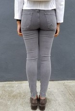 Mother Denim The Looker Jeans in Granite