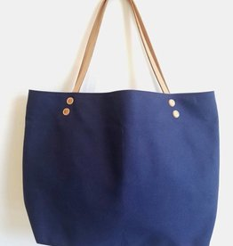 Small Water Resistant Canvas Tote- More Colors