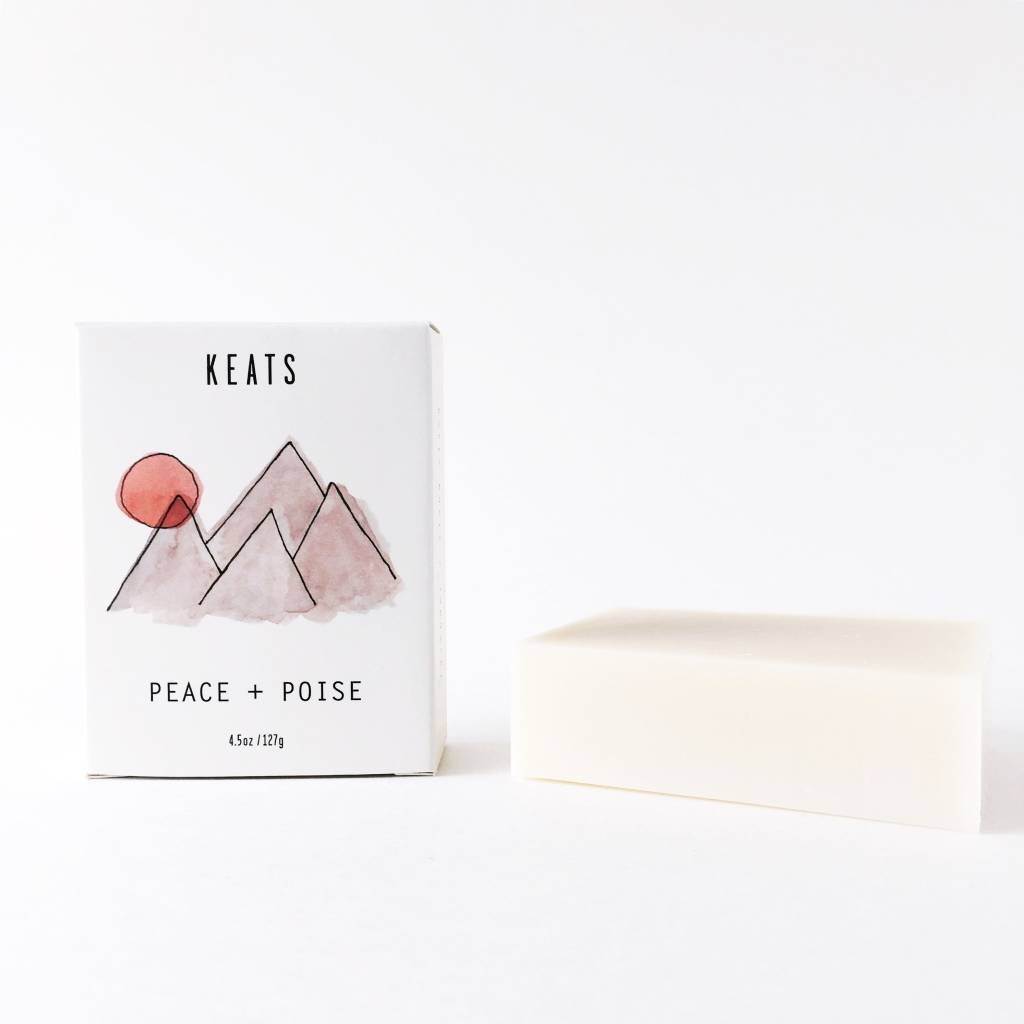 Keats Handcrafted Soaps- More Scents