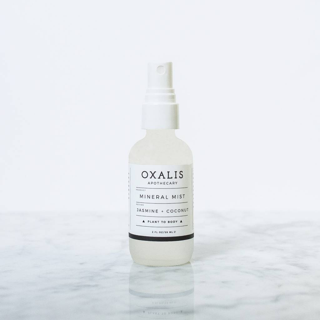 Oxalis Apothecary Mineral Mist 2 oz.