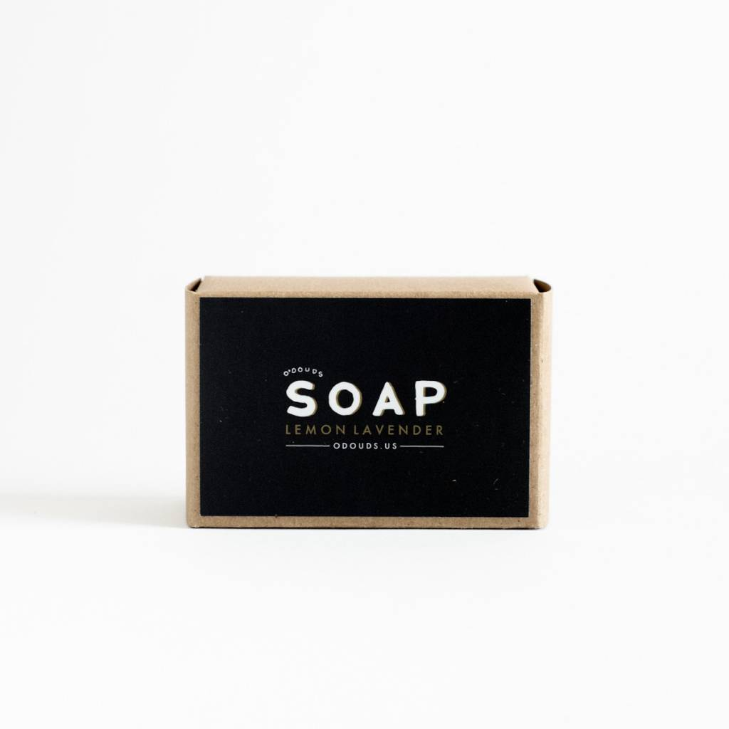 O'Douds Soap- More Scents