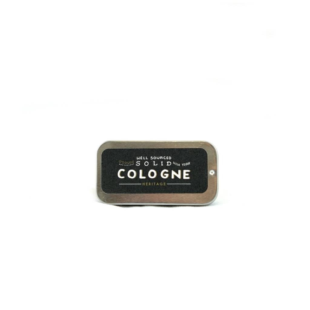 O'Douds Solid Cologne- More Scents
