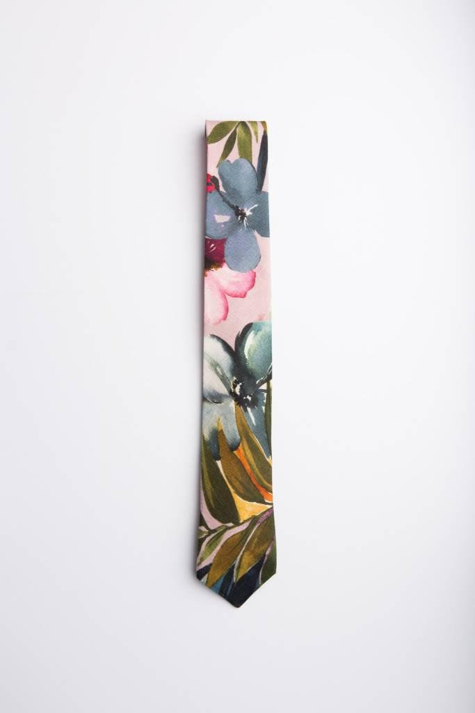 Tropicana Floral Necktie