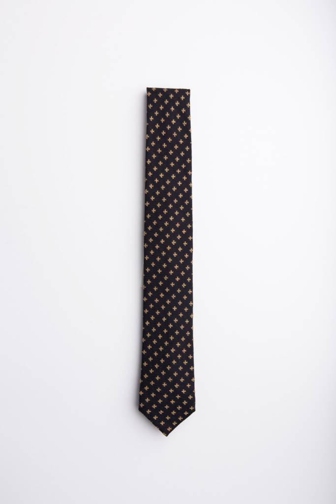 Reginald Check Necktie