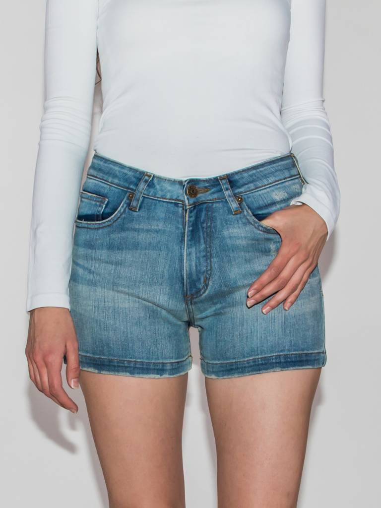 High Waisted Shorts POP UP (Orig $62)- More Colors