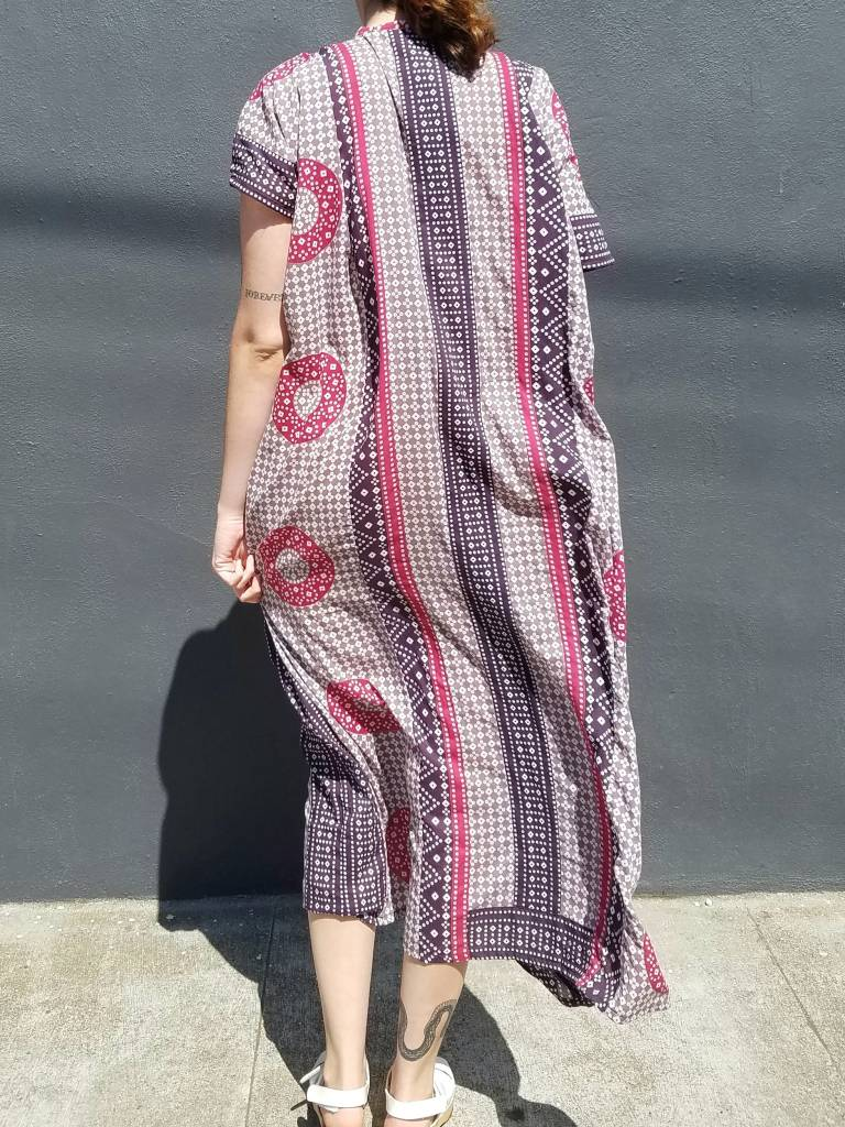 Emerson Fry Butterfly Organic Cotton Caftan