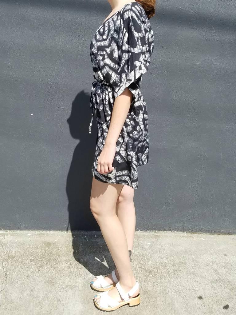 Osei Duro Toss Kimono Dress