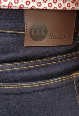 M1 Indigo Rinse Slim Jean