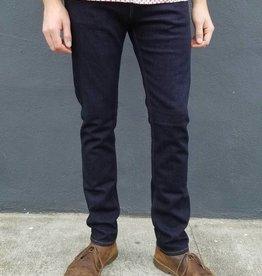 C.O.F. Studio M1 Indigo Rinse Slim Jean