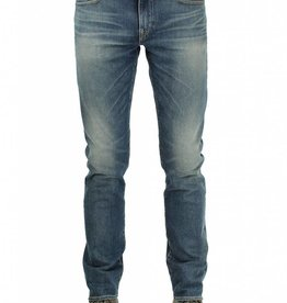 Kato Pen Slim Four Way Stretch Jeans in Rain