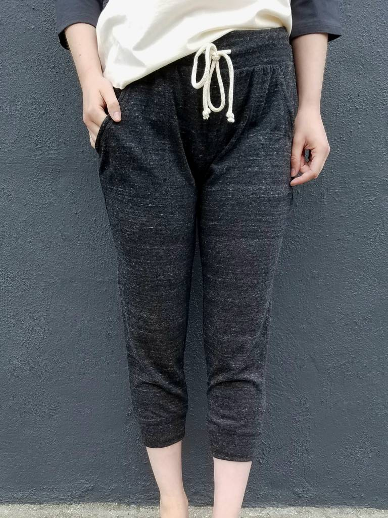 Alternative Apparel Eco Cropped Jogger- More Colors