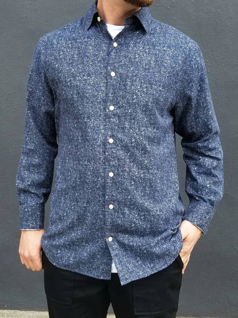 Long Sleeve Regular Fit Shirt- More Colors