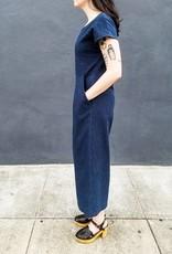 Jamie Lau Designs Indigo Murazome Motion Jumpsuit
