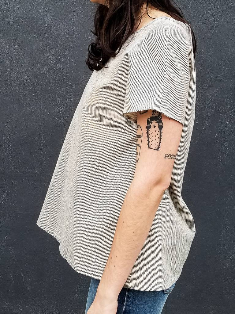 Jamie Lau Designs Trapezoid Top