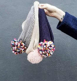 Lightweight Rib Knit Cap- More Colors