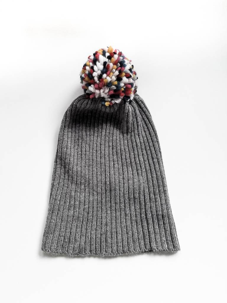 Lightweight Rib Knit Cap- More Colors