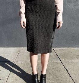Brielle Side Button Skirt